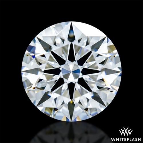 0.505 ct D IF A CUT ABOVE® Hearts and Arrows Super Ideal Round Cut Loose Diamond