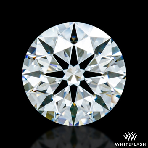 0.412 ct F VS1 A CUT ABOVE® Hearts and Arrows Super Ideal Round Cut Loose Diamond