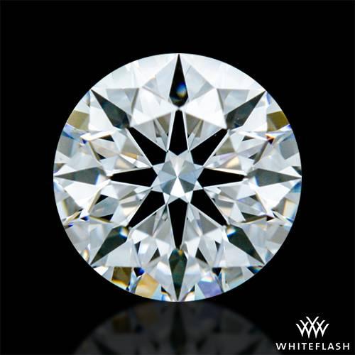 0.424 ct E VS1 A CUT ABOVE® Hearts and Arrows Super Ideal Round Cut Loose Diamond