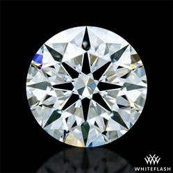 0.401 ct D VVS2 A CUT ABOVE® Hearts and Arrows Super Ideal Round Cut Loose Diamond