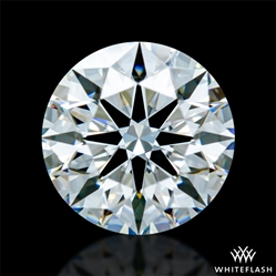 0.607 ct F VS1 A CUT ABOVE® Hearts and Arrows Super Ideal Round Cut Loose Diamond