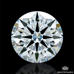 3.03 ct G VS1 A CUT ABOVE® Hearts and Arrows Super Ideal Round Cut Loose Diamond