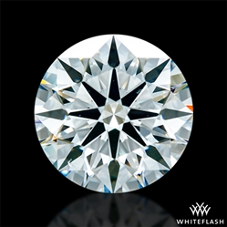 2.23 ct H VS2 A CUT ABOVE® Hearts and Arrows Super Ideal Round Cut Loose Diamond