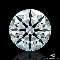 1.606 ct F VS1 A CUT ABOVE® Hearts and Arrows Super Ideal Round Cut Loose Diamond