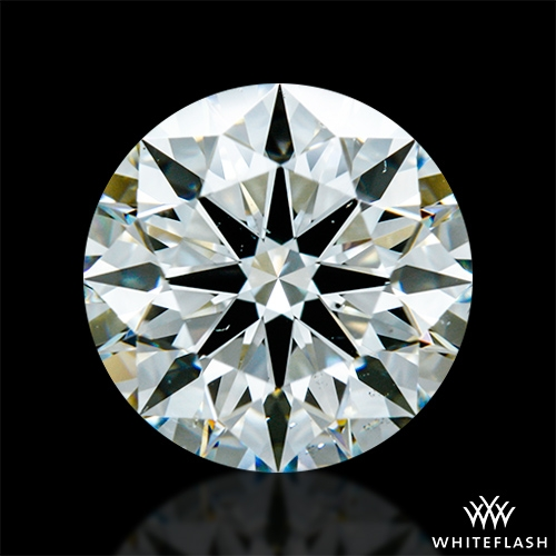 1.832 ct H SI1 A CUT ABOVE® Hearts and Arrows Super Ideal Round Cut Loose Diamond