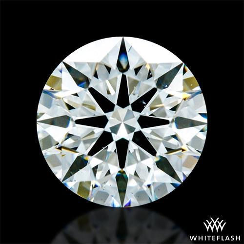 0.868 ct I VS2 Expert Selection Round Cut Loose Diamond