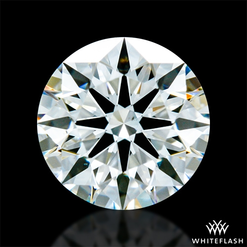 0.828 ct I VS2 A CUT ABOVE® Hearts and Arrows Super Ideal Round Cut Loose Diamond