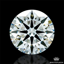 0.732 ct I VS2 A CUT ABOVE® Hearts and Arrows Super Ideal Round Cut Loose Diamond