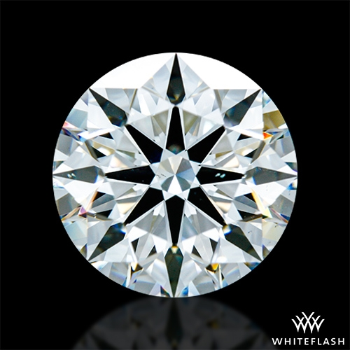 3.31 ct I VS2 A CUT ABOVE® Hearts and Arrows Super Ideal Round Cut Loose Diamond