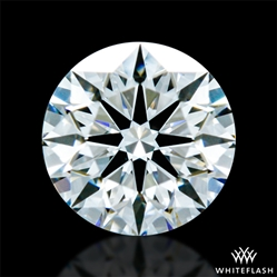0.36 ct F VS2 A CUT ABOVE® Hearts and Arrows Super Ideal Round Cut Loose Diamond
