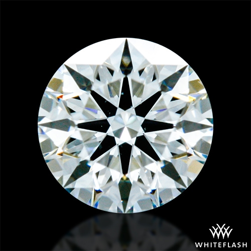 0.304 ct G SI1 A CUT ABOVE® Hearts and Arrows Super Ideal Round Cut Loose Diamond