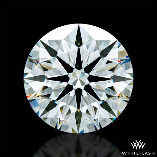2.527 ct J VS2 A CUT ABOVE® Hearts and Arrows Super Ideal Round Cut Loose Diamond