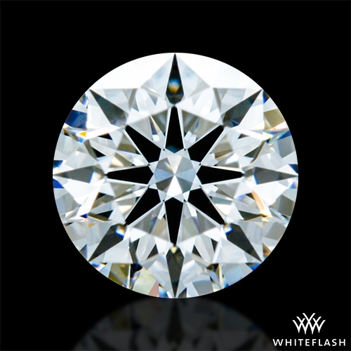 0.615 ct E VVS2 A CUT ABOVE® Hearts and Arrows Super Ideal Round Cut Loose Diamond