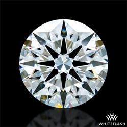 0.615 ct E VS1 A CUT ABOVE® Hearts and Arrows Super Ideal Round Cut Loose Diamond