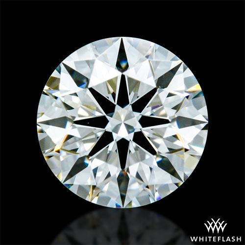 0.60 ct I VS1 A CUT ABOVE® Hearts and Arrows Super Ideal Round Cut Loose Diamond