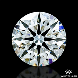 0.794 ct H VS2 A CUT ABOVE® Hearts and Arrows Super Ideal Round Cut Loose Diamond