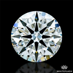 0.788 ct G VS2 A CUT ABOVE® Hearts and Arrows Super Ideal Round Cut Loose Diamond