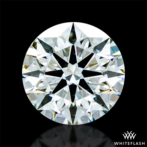 1.967 ct H VS2 A CUT ABOVE® Hearts and Arrows Super Ideal Round Cut Loose Diamond