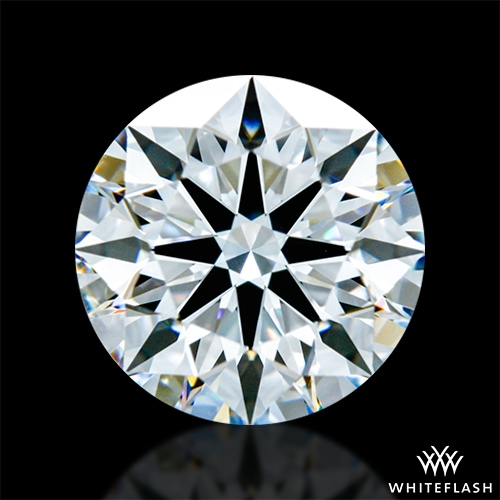 1.277 ct D VVS2 A CUT ABOVE® Hearts and Arrows Super Ideal Round Cut Loose Diamond