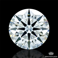 1.078 ct I VS2 A CUT ABOVE® Hearts and Arrows Super Ideal Round Cut Loose Diamond
