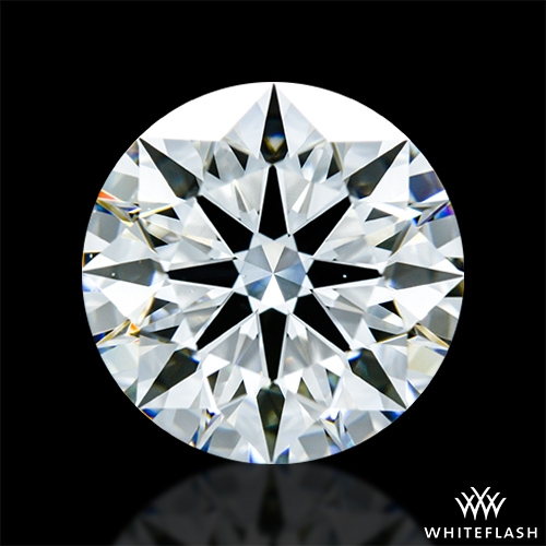 2.584 ct G VS2 A CUT ABOVE® Hearts and Arrows Super Ideal Round Cut Loose Diamond