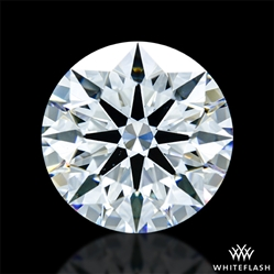 2.204 ct F VS1 A CUT ABOVE® Hearts and Arrows Super Ideal Round Cut Loose Diamond