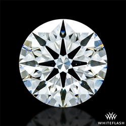 2.543 ct H VS2 A CUT ABOVE® Hearts and Arrows Super Ideal Round Cut Loose Diamond