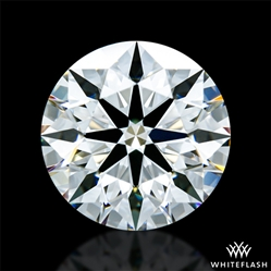 1.508 ct F VS1 A CUT ABOVE® Hearts and Arrows Super Ideal Round Cut Loose Diamond