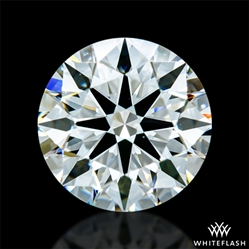 1.017 ct H VS1 A CUT ABOVE® Hearts and Arrows Super Ideal Round Cut Loose Diamond