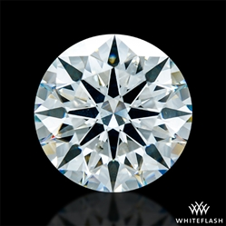 6.082 ct J SI1 Expert Selection Round Cut Loose Diamond