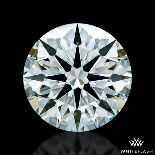 2.706 ct J VS2 A CUT ABOVE® Hearts and Arrows Super Ideal Round Cut Loose Diamond