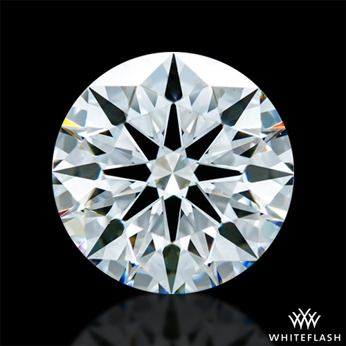 1.808 ct F VS1 A CUT ABOVE® Hearts and Arrows Super Ideal Round Cut Loose Diamond