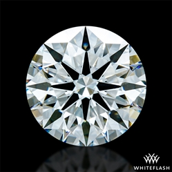 1.817 ct H VS1 A CUT ABOVE® Hearts and Arrows Super Ideal Round Cut Loose Diamond