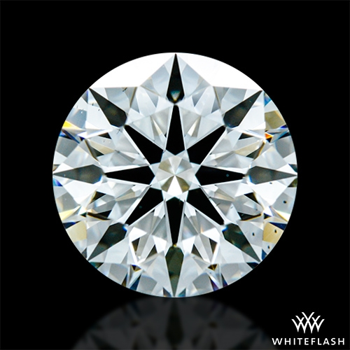 1.925 ct H VS2 A CUT ABOVE® Hearts and Arrows Super Ideal Round Cut Loose Diamond