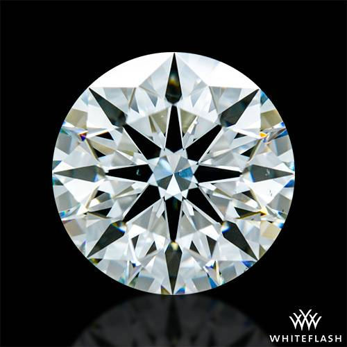 1.834 ct I VS2 A CUT ABOVE® Hearts and Arrows Super Ideal Round Cut Loose Diamond