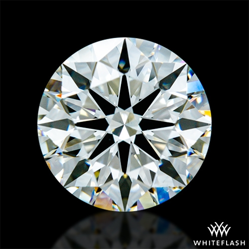 1.938 ct I VS2 A CUT ABOVE® Hearts and Arrows Super Ideal Round Cut Loose Diamond