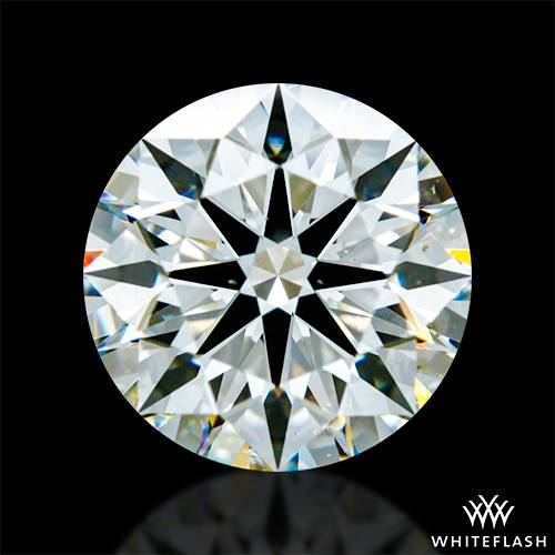 1.917 ct I VS2 A CUT ABOVE® Hearts and Arrows Super Ideal Round Cut Loose Diamond