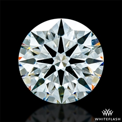 1.912 ct I SI1 A CUT ABOVE® Hearts and Arrows Super Ideal Round Cut Loose Diamond