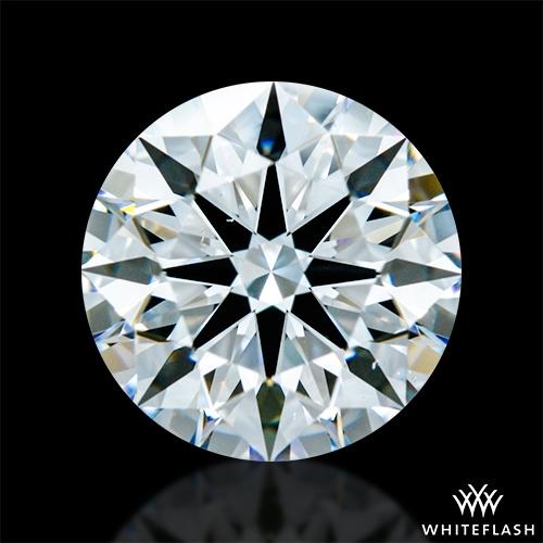 1.417 ct E VS2 A CUT ABOVE® Hearts and Arrows Super Ideal Round Cut Loose Diamond