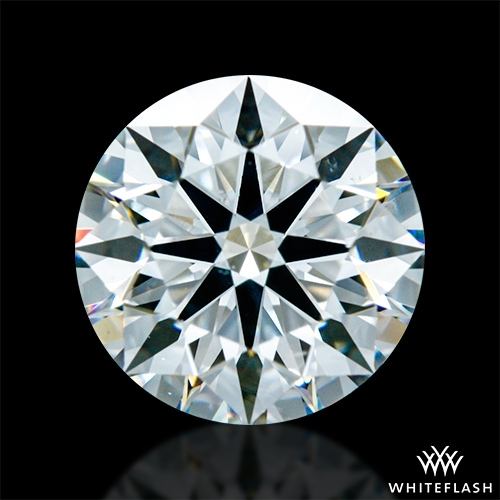 1.415 ct I VS2 A CUT ABOVE® Hearts and Arrows Super Ideal Round Cut Loose Diamond