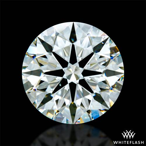1.414 ct I VS2 A CUT ABOVE® Hearts and Arrows Super Ideal Round Cut Loose Diamond