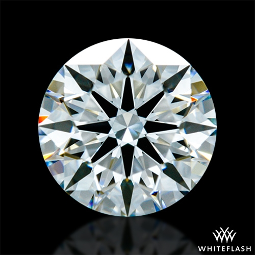 0.927 ct H VS2 A CUT ABOVE® Hearts and Arrows Super Ideal Round Cut Loose Diamond