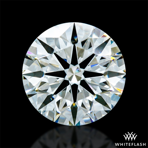 0.905 ct H SI1 Expert Selection Round Cut Loose Diamond