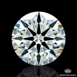 0.938 ct I VS1 A CUT ABOVE® Hearts and Arrows Super Ideal Round Cut Loose Diamond
