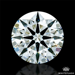 0.937 ct I VS2 A CUT ABOVE® Hearts and Arrows Super Ideal Round Cut Loose Diamond
