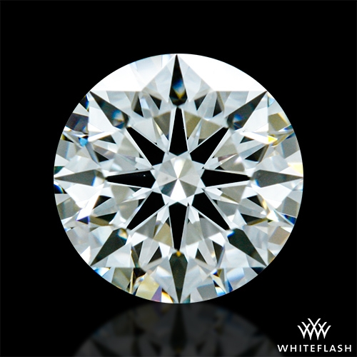 0.808 ct H VS1 Expert Selection Round Cut Loose Diamond