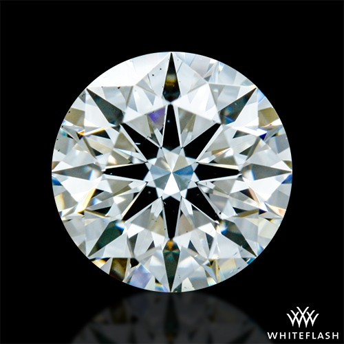0.718 ct D VVS2 A CUT ABOVE® Hearts and Arrows Super Ideal Round Cut Loose Diamond