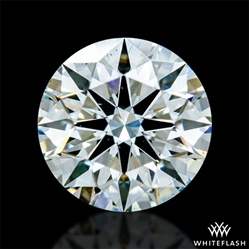 0.718 ct D VVS2 A CUT ABOVE® Hearts and Arrows Super Ideal Round Cut Loose Diamond