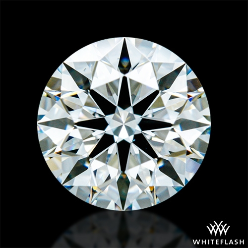 0.722 ct D VS1 A CUT ABOVE® Hearts and Arrows Super Ideal Round Cut Loose Diamond