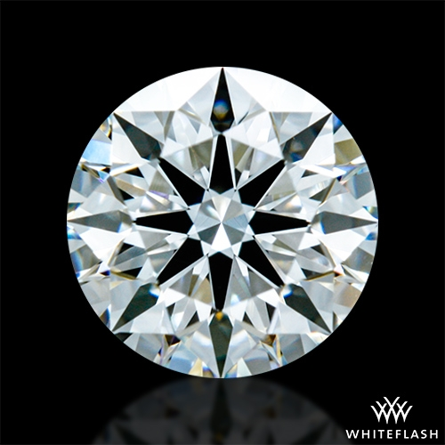 0.787 ct G VS1 A CUT ABOVE® Hearts and Arrows Super Ideal Round Cut Loose Diamond